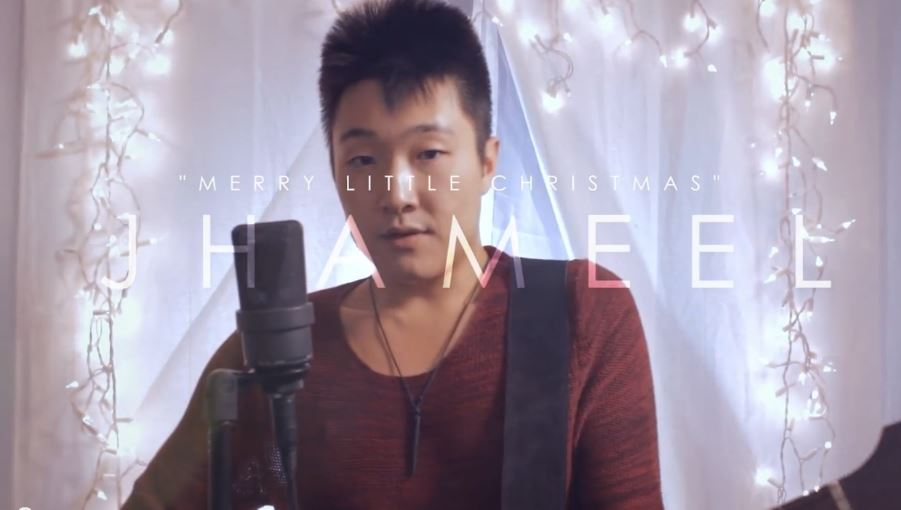 the talented jhameel is back with a new video cover through his official youtube channel the singer covers have yourself a merry little christmas - Have Yourself A Merry Little Christmas Youtube