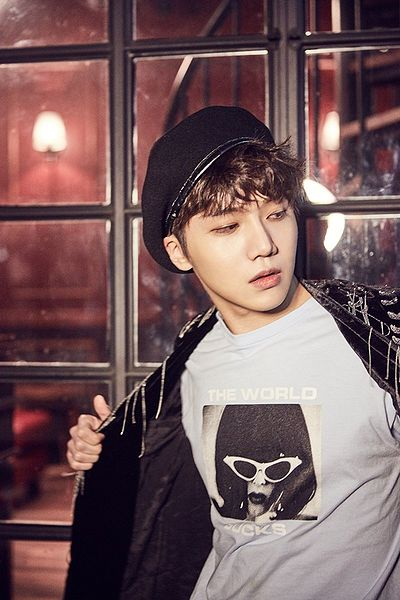 """Pentagon's Jinho Takes On """"When I Was Your Man"""" by Bruno Mars"""