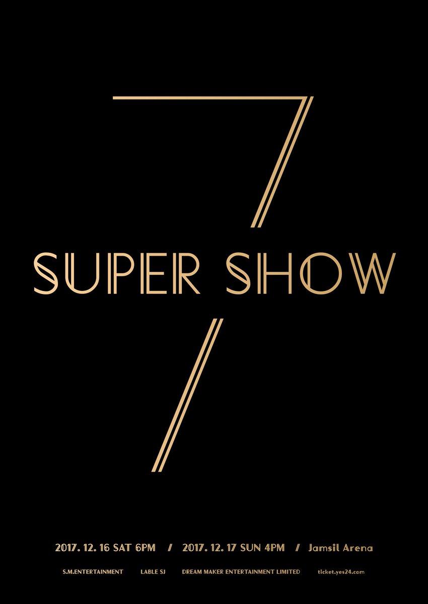 Super Junior Begin Teasing For Their Upcoming Concert, Super